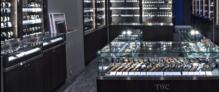 TWC高級時計専門店