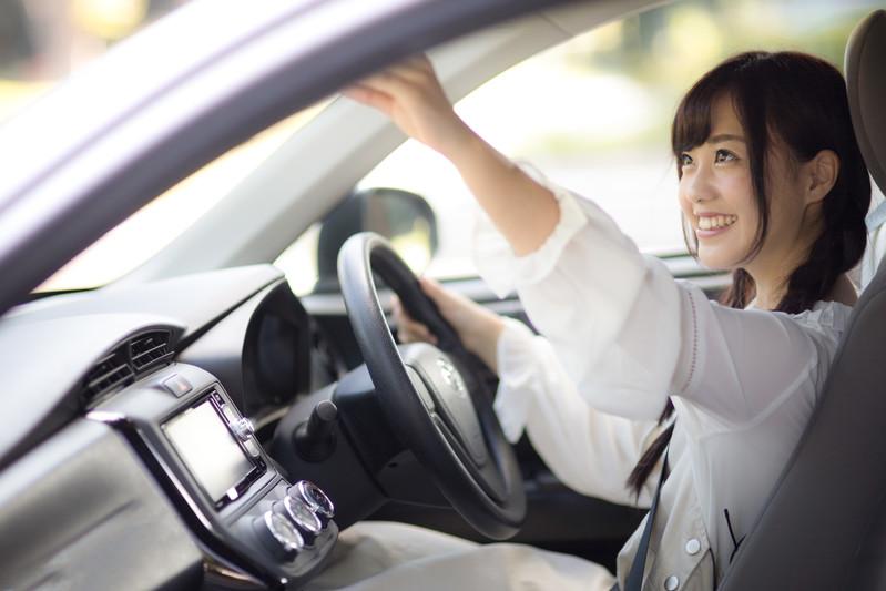 女性におすすめしたい出張ペーパードライバー講習