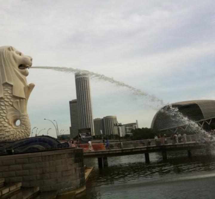シンガポールの観光スポット6選!ここだけは絶対おさえておけば大丈夫!